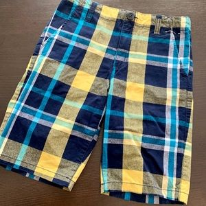 Boys prep fit shorts